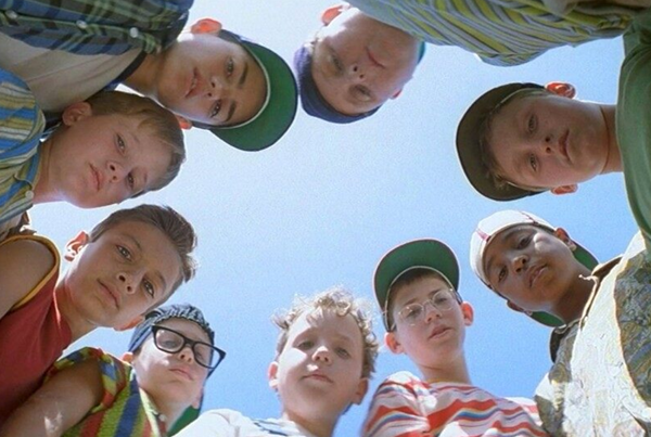 Monday Movie Night at The Celtic Harp – The Sandlot
